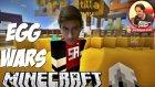 BAM! BAM! Sarp | Minecraft Türkçe Egg Wars | Bölüm 29  - Oyun Portal