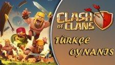 Clash Of Clans Türkçe   Bölüm 3   Savunma Taktikleri! - Spastikgamers2015