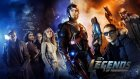 Dc's Legends Of Tomorrow - 1x10 Music - Bobby Page & The Riff Raffs - Hippy Ti Yo