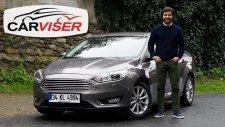Ford Focus Sedan Test Sürüşü - Review (English Subtitled)