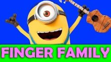 Minions Fınger Family New Song Nursery Rhymes - Fingerfamily