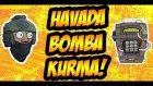 CS:GO - DUST2 - HAVADA BOMBA KURMA - HAVADA BOMBA GİZLEME - UÇAN BOMBA!