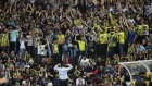 Fenerbahçe taraftarı Madrid'i salladı