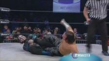Jeff Hardy vs. Matt Hardy - I Quit Match - TNA Impact Wrestling