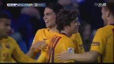 Deportivo La Coruna 0-8 Barcelona (20 Nisan Çarşamba Maç Özeti)