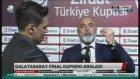Hikmet Karaman Galatasaray yenilgisi sonrasında oyuncularına ne dedi?