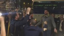 Kaptan Melih Mahmutoğlu Taraftarla Final Four'u Kutladı