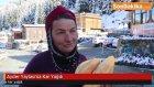 Rize Ayder Yaylası'na Kar Yağdı