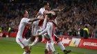 Ajax liderliğe yükseldi