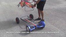 Hoverboard'u Sandalyeye Dönüştüren Aparat