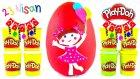 23 Nisan Oyun Hamuru Dev Sürpriz Yumurta Açma Barbie Winx Pepee Oyuncakları