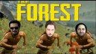 Adayı Keşfediyoruz ! | The Forest Türkçe Bölüm 7 (W/oyunportal,fedupsamania)