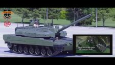 Altay Tank 2016 New Video - Made in Turkey - 1080p