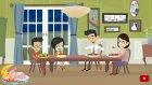 Çizgi Film - 23 Nisan Ulusal Egemenlik ve Çocuk Bayramı