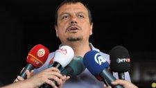 Ergin Ataman, Strasbourg Maçını Değerlendirdi