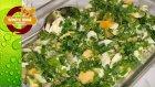 Yumurtalı Yeşil Soğan Salatası