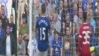 Fellaini'nin Everton'a attığı şık gol