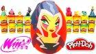 Winx Club Trix Stormy Sürpriz Yumurta Oyun Hamuru - Cicibiciler LPS Tokidoki