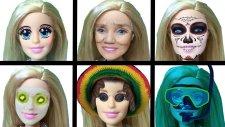 Binbir Surat Barbie Bebek | Barbie Oyunu | EvcilikTV