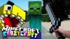 OHA GERÇEK HAYATTA PACMAN! - Minecraft Craziest Craft : Bölüm 25