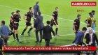 Trabzonsporlu Taraftarın Saldırdığı Hakem Volkan Bayarslan'ın Durumu İyi