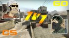 Counter Strike Global Offensive | 1v1 |3| Yenilme Keyf !!! - Omega360
