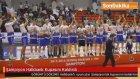 Erkekler Voleybol 1. Lig'de  Şampiyon Halkbank Kupasını Kaldırdı