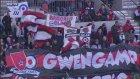Guingamp 1-1 Caen - Maç Özeti İzle (24 Nisan Pazar 2016)