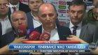 Trabzonspor Başkanı Muharrem Usta Açıklamalarda Bulundu (Beyaz Futbol 24 Nisan Pazar)
