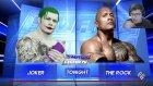 WWE 2K16 Kariyer - İşkenceci Joker - Bölüm 80 - Burak Oyunda