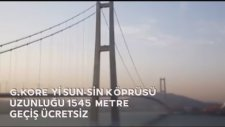 Dünya'daki Köprü Geçiş Ücretleri Ve Osman Gazi Köprüsü Geçiş Ücreti