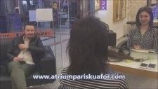 Görünmez Saç Kaynak Örnekleri - Saç Kaynak Videosu