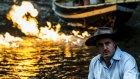 Protesto Amaçlı Metan Gazı Çıkan Nehri Ateşe Verdi