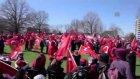 Abd Ve Kanada'da Barış Ve Dayanışma Yürüyüşü - Trtdiyanet
