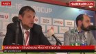 Uleb Avrupa Kupası Finalinde Galatasaray - Strasbourg Maçı Ntvspor'da