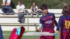 Barcelona'lı Gençler Gole Doyurdu