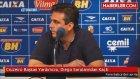 Cruzeiro Başkan Yardımcısı, Diego Sorularından Kaçtı
