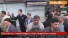 Esenler'de Kuyumcuyu Soymak İsteyen Zanlıyı Vatandaşlar Yakaladı