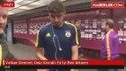 Fenerbahçeli  Volkan Demirel: Onur Kıvrak'ı En İyi Ben Anlarım