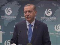 Cumhurbaşkanı Erdoğan'ın Espri Yapması