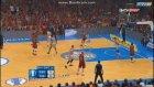 Galatasaray 78-67 Strasbourg (Maç Özeti - 27 Nisan Çarşamba)