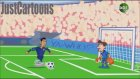Manchester City - Real Madrid Maçı Animasyon Oldu