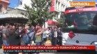 MHP Genel Başkan Adayı Meral Akşener'e Balıkesir'de Coşkulu Karşılama
