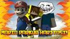 Minecraft Super Steve Bros Mario Parkur Haritası! - İloveminecraft