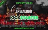 Türk Yapımı Oyun  Mech Wars Kickstarter
