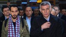 22 OCAK 2015 - İbrahim Hacıosmanoğlu'nun Erkan Zengin açıklamaları