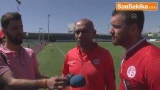 Antalyaspor'da Torku Konyaspor Maçı Hazırlıkları -Jose Morais'in Açıklamaları