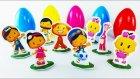 Nail Baba Pepee Ve Şila Sürprız Yumurtalar Havuz