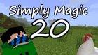 Simply Magic | Bölüm 20 | Yeşil koyunu öldürme ! HD