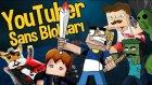 Türk YouTuber Şans Blokları ! - Minecraftevi